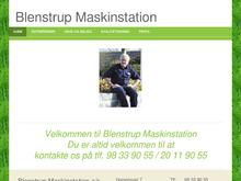 Blenstrup Maskinstation A/S Entreprenør & Kloak